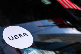 Sharjeel Mirza drove with an Uber sticker on his car despite being suspended following complaints of inappropriate conduct