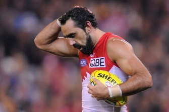 Racist attacks brought Adam Goodes' career to an end.