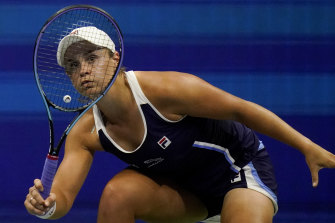 Ash Barty is headed home and is unlikely to play in the WTA Finals.