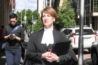 Victorian Director of Public Prosecutions Kerri Judd, QC.