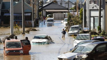 Typhoon Hagibis death toll climbs to 35 in Japan