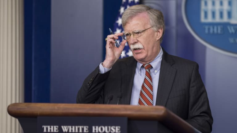 John Bolton, the US national security adviser, has categorically denied US involvement in the attempt up Nicolas Maduro.