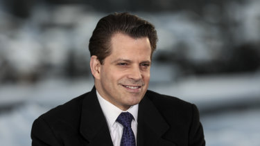 Scaramucci is openly critical of Mr Trump's handling of the trade war with China.