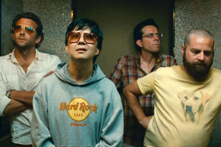 """Jeong is perhaps best known for playing gangster Leslie Chow in the """"The Hangover"""" series"""
