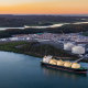 Origin's strongly performing APLNG venture is offsetting challenges in energy retailing.