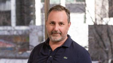 James Baillieu, former chairman of energy management company BidEnergy.