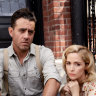 Rose Byrne and actor partner make their Australian theatrical debut