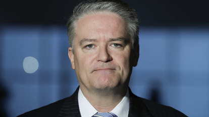 Mathias Cormann confirmed as a frontrunner for OECD post following candidate cull