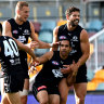 Betts returns to give the Blues some spark