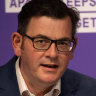 Andrews threatens border closures over Kiwi arrivals