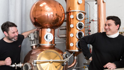 A win for gin: Federal budget boost lifts the spirits of local distillers