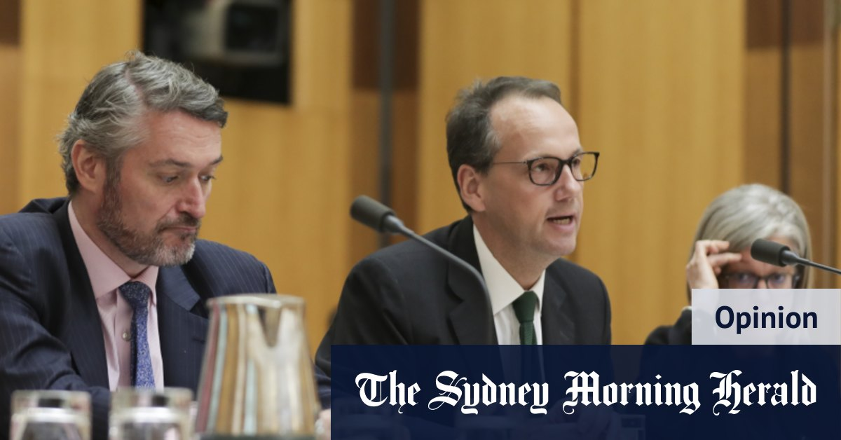 ASIC expense scandal puts chairman and deputy in the gun – Sydney Morning Herald