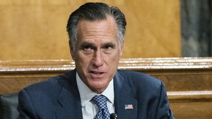 Romney says he won't block vote on Trump's Supreme Court nominee