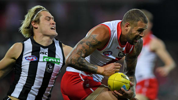 Darcy Moore agrees to new two-year deal with Collingwood