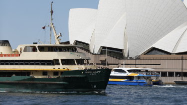 Three of the large doubled-ended Freshwaters, launched in the 1980s, will be retired next year.