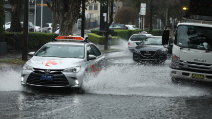 'Reversal of fortunes': Sydney receives more than a month's rain in two days
