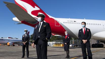 Inside the Qantas mission to repatriate Australians stranded overseas