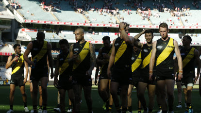 Stars hurt as Tigers count cost of Swans drubbing
