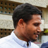 Ex-NRL player Ben Barba charges return to Townsville