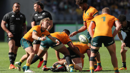 Player ratings: How the Wallabies fared in another Bledisloe belting