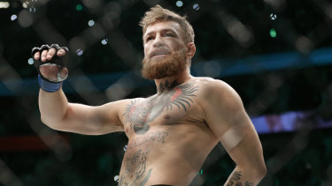 Conor McGregor is yet to be interviewed over the allegation.