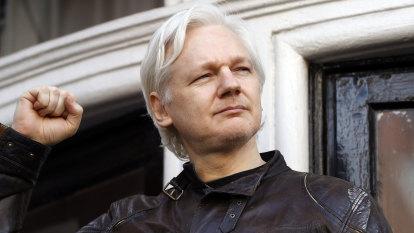 Scott Morrison won't ask Trump to pardon Julian Assange