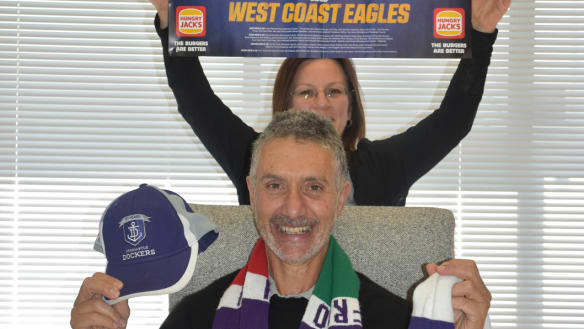 The agony of Dockers supporter over a yet another Eagles grand final