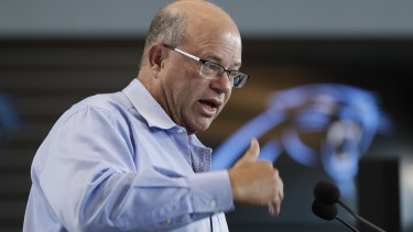 Billionaire David Tepper says stockmarkets are overvalued.