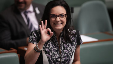 Labor MP Emma Husar is accused of being 'rude and aggressive and intimidating and just cruel'.