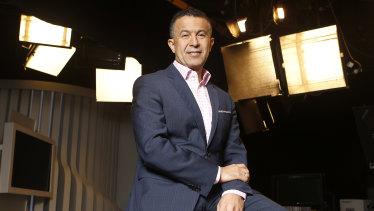 Former SBS boss SBS boss Michael Ebeid will run Telstra's Enterprise team.