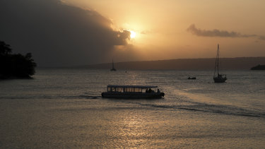 Vanuatu has come under pressure from China.