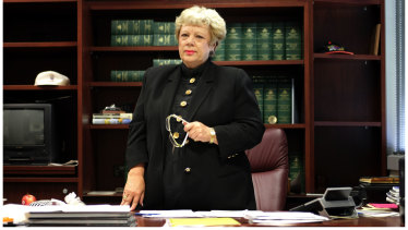 Minister for Small Business and Tourism Fran Bailey became increasingly suspicious that she was being bypassed by the TA board and directed the blame at Morrison.