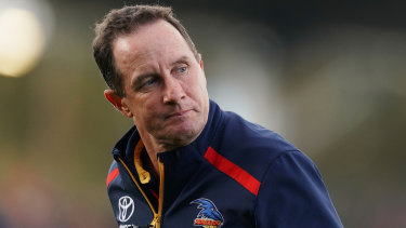 Don Pyke's position as senior coach, and others at the club, are the subject of an internal review