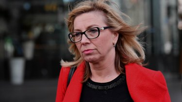 Rosie Batty assisted Olga Edwards in the weeks after her children were killed by their father.