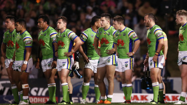 The Canberra Raiders have finished 10th in three of the past four seasons.