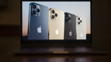 The delay in the release of Apple's new phones has hit its sales.