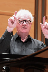 Richard Gill lived to share his knowledge of music with others.