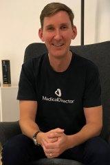 Matthew Bardsley, CEO of MedicalDirector.