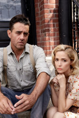 Real-life partners Rose Byrne and Bobby Cannavale are scheduled to make their Sydney stage debut as a couple in the Arthur Miller play of the American dream gone wrong.