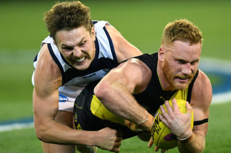 Geelong and Richmond will meet in a preliminary final rematch that will have implications on the make-up of the eight.