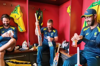 Kane Richardson, Aaron Finch and Glenn Maxwell are part of Australia's T20 squad for the series against New Zealand.