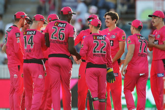 There is a reserve day for this year's Big Bash League final in case rain washes out play on Saturday night.