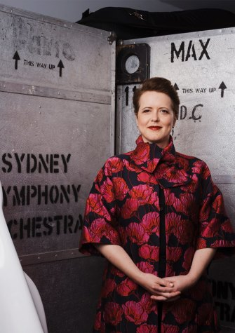 Emma Dunch, chief executive of the Sydney Symphony Orchestra.