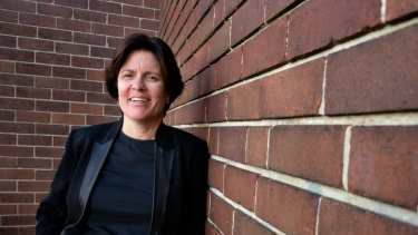 US tech reporter Kara Swisher.