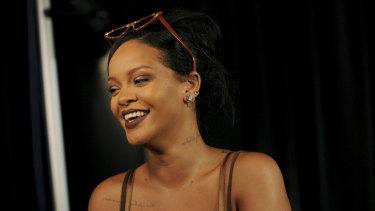 Rihanna who has been a big supporter or celebrating all body types has been labelled 'thiccanna' by the internet.