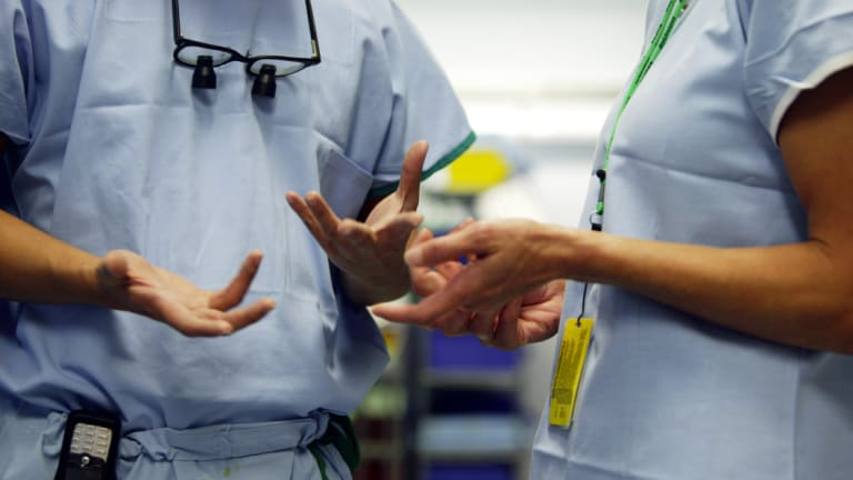 Medical specialists have been heavily criticised for not being transparent about their fees.