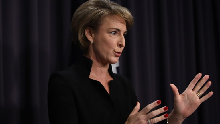 Jobs and Innovation Minister Michaelia Cash will deliver a speech to a major space conference in Canberra.