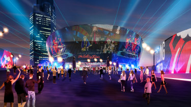 A six-month business case will evaluate a 17,000 seat venue over the top of Roma Street Station as part of the Brisbane Live proposal.