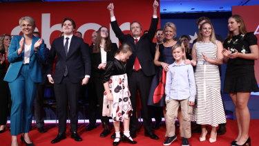 Bill Shorten says Labor will fight for the planet's future on behalf of Australia's children.