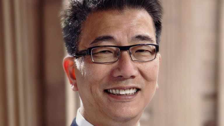 Ken Ong was a Melbourne councillor for eight years.